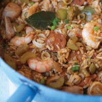 The Hairy Bikers' Southern-style Jambalaya