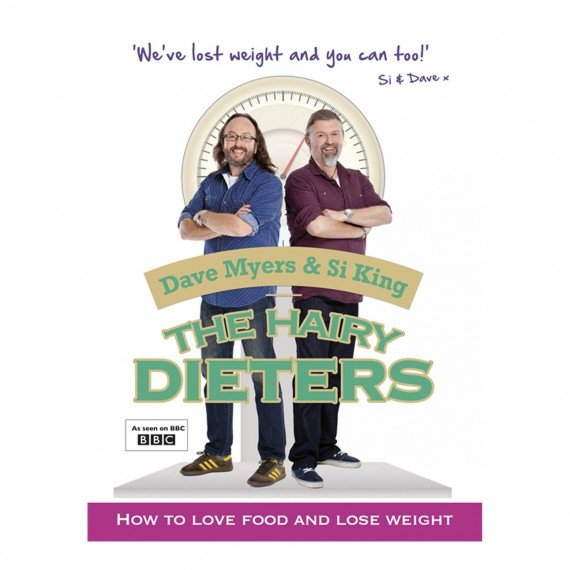 Hairy Bikers Dieters Cookbook Cover