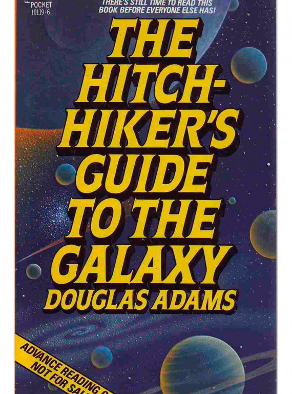 an analysis of the similarities between the hitchhikers guide to the galaxy the stories of sherlock