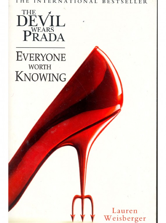 a comparison of the book and the movie the devil wears prada Read more: the devil wears prada author is releasing a sequel – and it's all about fashion assistant emily's wild life in wealthy suburbia we need satire like the real housewives of isis.