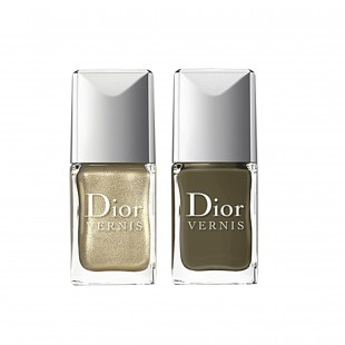 Dior Vernis in Golden Jungle