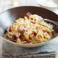 Carbonara recipe