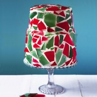 Lily Vanilli's Stained-Glass Cake