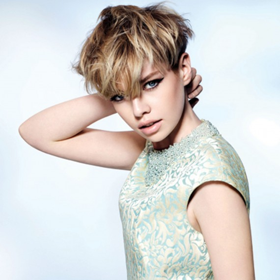 Vidal Sassoon Autumn/Winter12 hairstyles photo