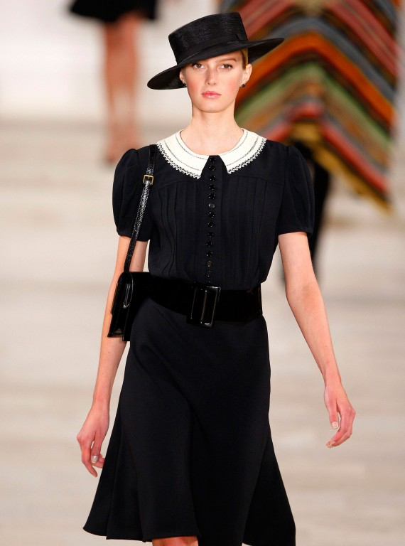 Ralph Lauren show Spring/Summer 2013 New York Fashion Show Photos