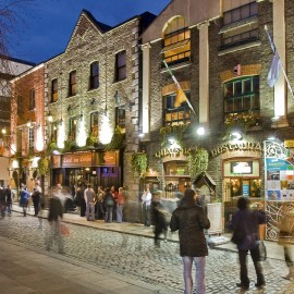 Dublin-get away with the girls-travel-woman and home