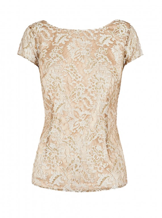 Coast Chrissie Lace Top