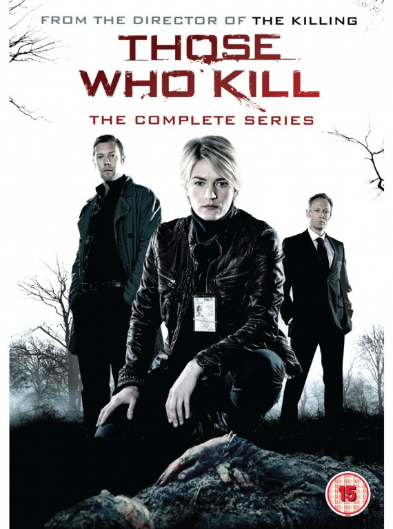 Capa do Those Who Kill S01E02 Legendado Português HDTVseriados