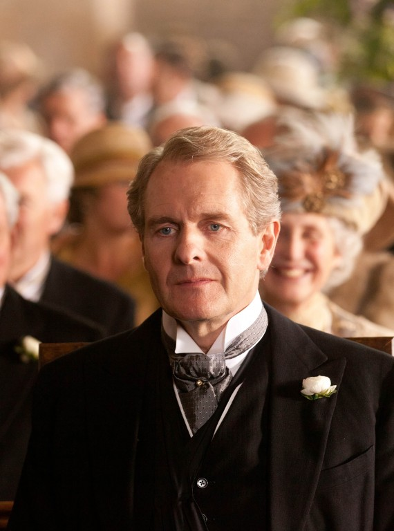Sir Anthony Strallen in Downton Abbey