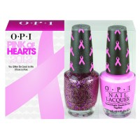 OPI & Coppa Feel Breast Cancer Awareness Month