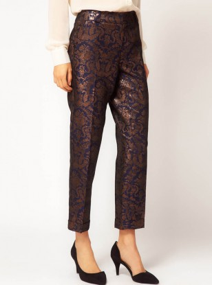 ASOS Premium Baroque Trousers