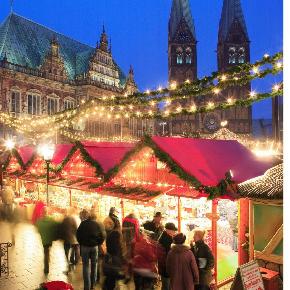 German Christmas Market photo