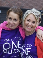 Target Ovarian Cancer Walk For One Million Highlights