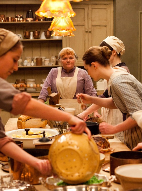 Mrs Patmore Downton Abbey Series 3 Episode 5