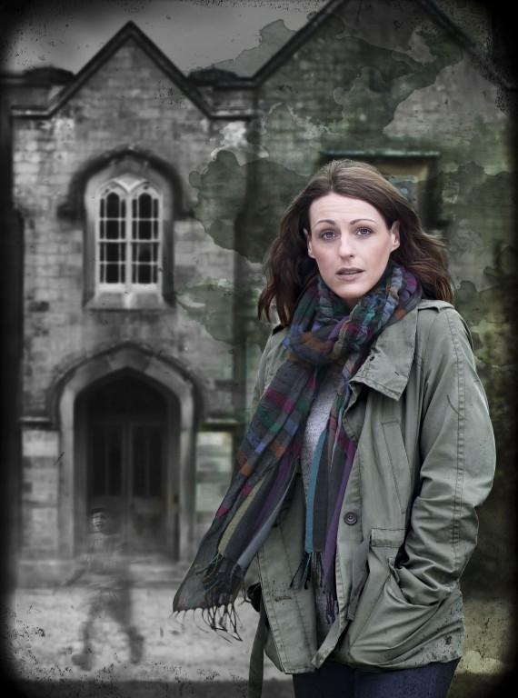 Suranne Jones in The Secret of Crickley Hall