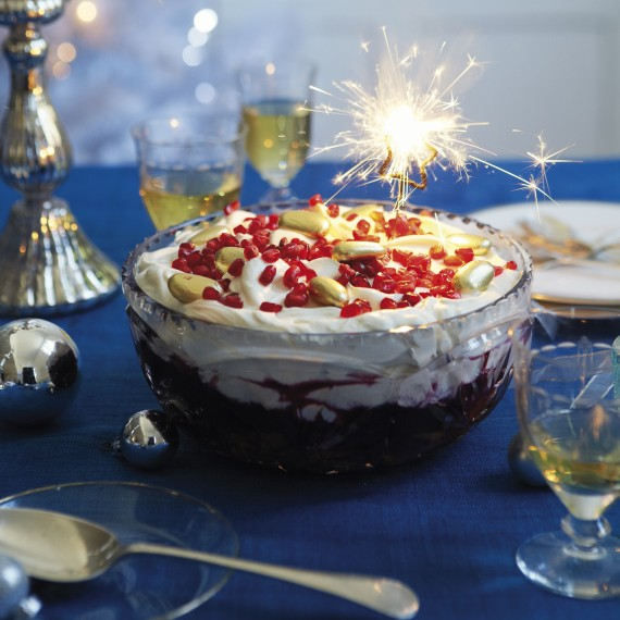 Mixed Berry Trifle - Woman And Home
