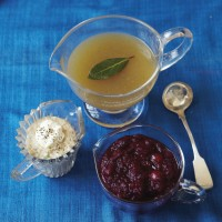 Cranberry and Bramley sauce