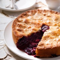 Hedgerow pie