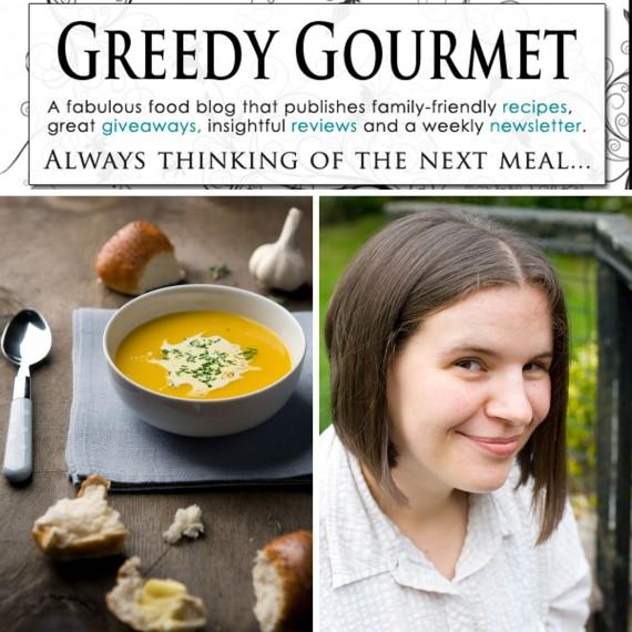 Greedy Gourmet