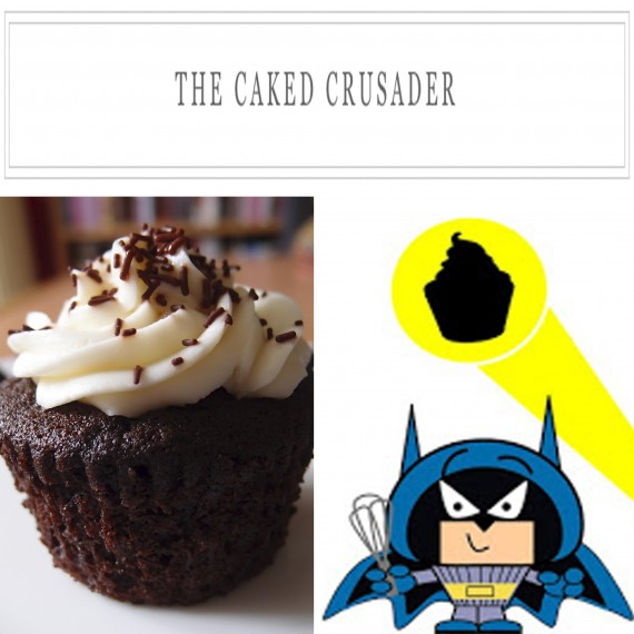 The Caked Crusader