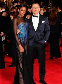 James Bond Skyfall Premiere Photos
