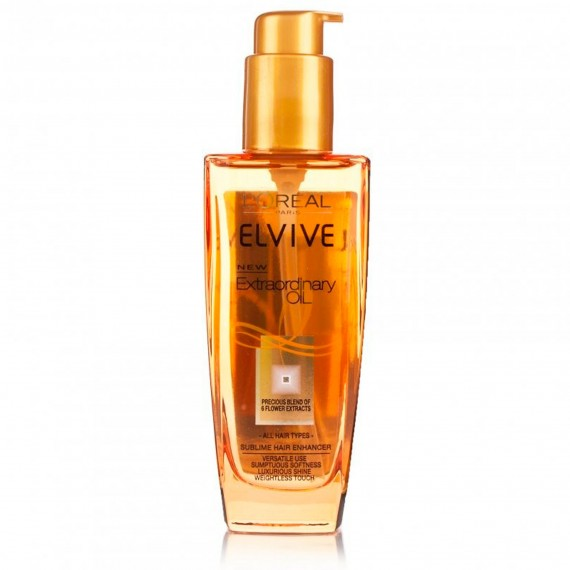 L'Oreal Elvive Extraordinary Oil photo