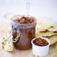 Spiced Aubergine Brinjal Pickle