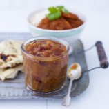 Spiced Peach Chutney Recipe