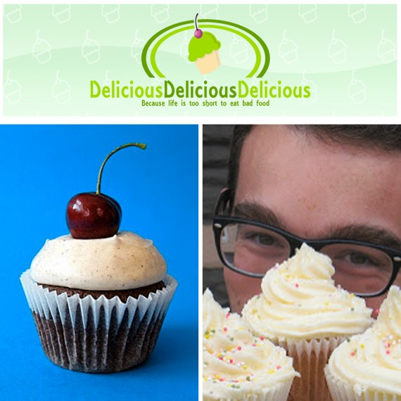 Delicious Delicious Delicious woman&home 100 Best Food Blogs photo