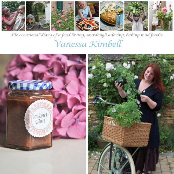 Vanessa Kimbell - Goddess on a Budget woman&home 100 Best Food Blogs photo