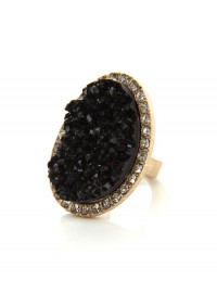 Accessorize Stardust Stone Ring