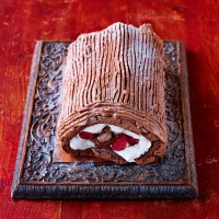 Paul Hollywood's Buche de Noel