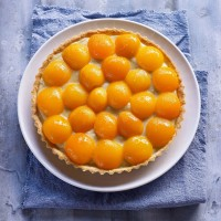 Paul Hollywood's tarte aux abricots