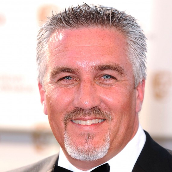 Paul Hollywood photo