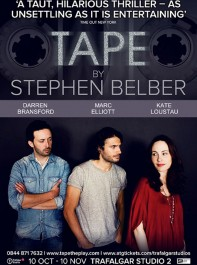 Tape theatre review