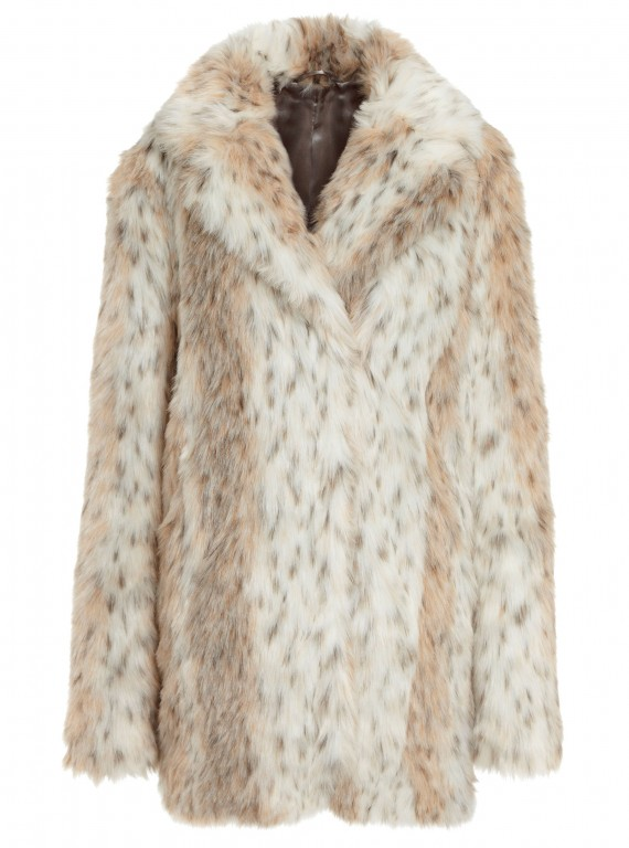 Next faux fur coat photo