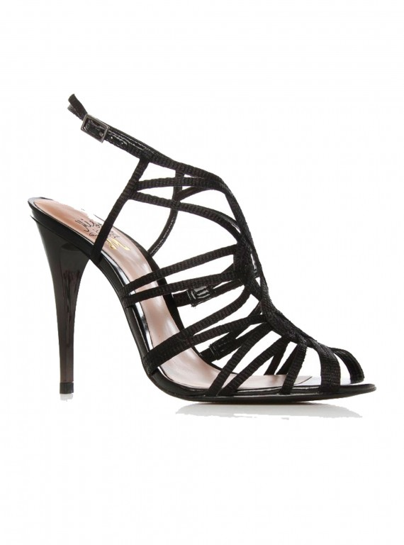 Photo of the Kurt Geiger KG Papparazzi sandals