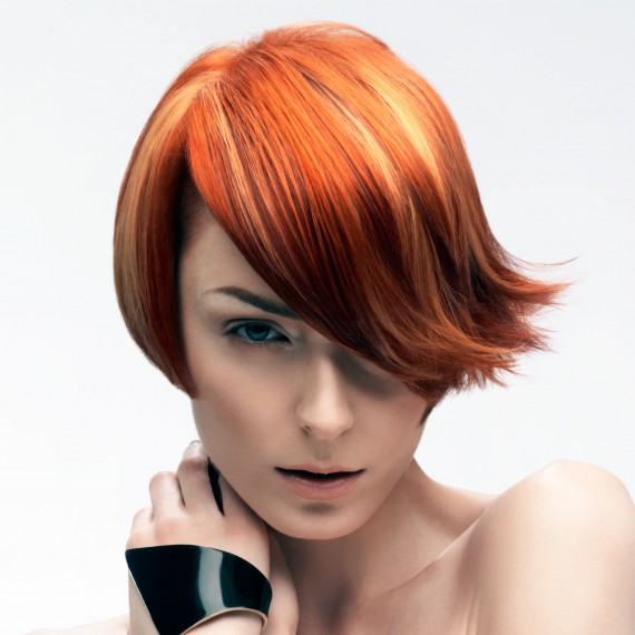 Copper Hair Short Hairstyles
