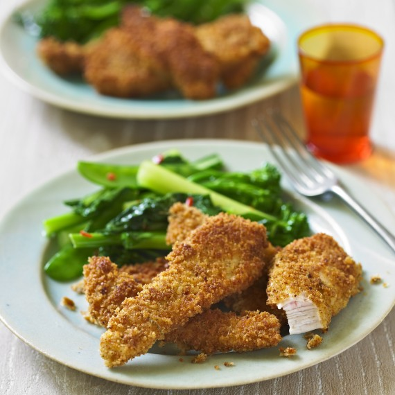 Crispy Thai-Spiced Chicken Recipe