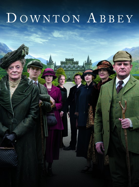 Downton Abbey Christmas Special 2012 photo