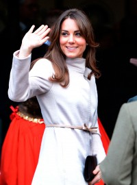 Kate Middleton Winter Coat Style