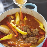 How To Make Spicy Beef Goulash