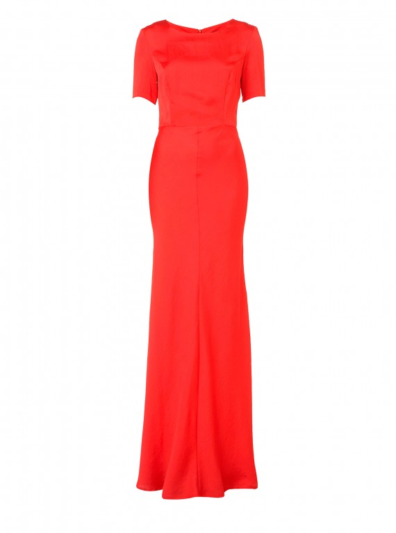 Photo of Topshop Clean t-shirt maxi dress