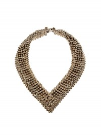 Freedom at Topshop Multi Ball Collar Necklace