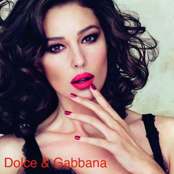 Photo of Monica Bellucci Dolce & Gabbana