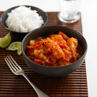 Five Spice Pumpkin Curry