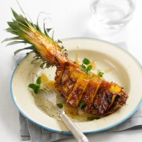 Barbecue Pineapple recipe
