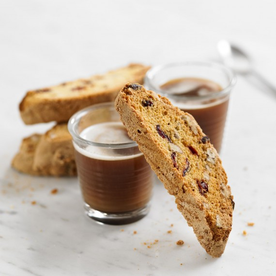 ... recipes - Orange, Pecan and Cranberry Biscotti - Woman And Home
