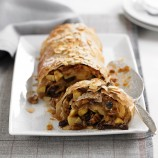 Spiced Apple Strudel Recipe
