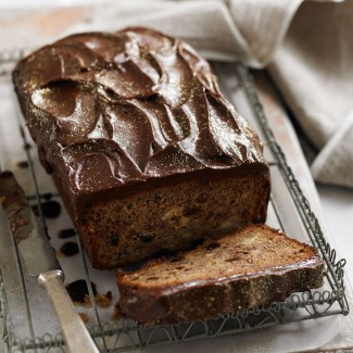 Spiced Banana Bread Loaf Recipe